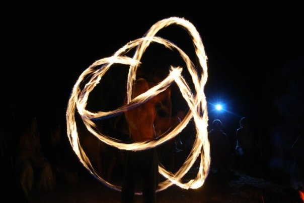 Cyprus Spirit Summer Solstice Festival. Polis, Pafos camp site. June '09. Photo: David Lakes. all rights reserved