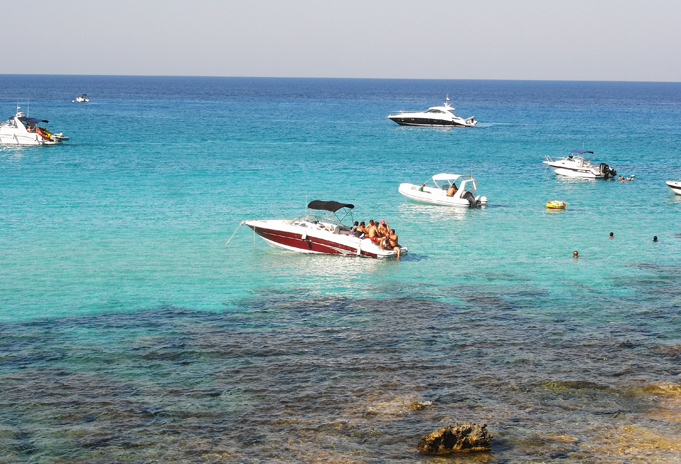 beach in Akamas. Pafos dstr. August '09. Photo: Pan. all rights reserved