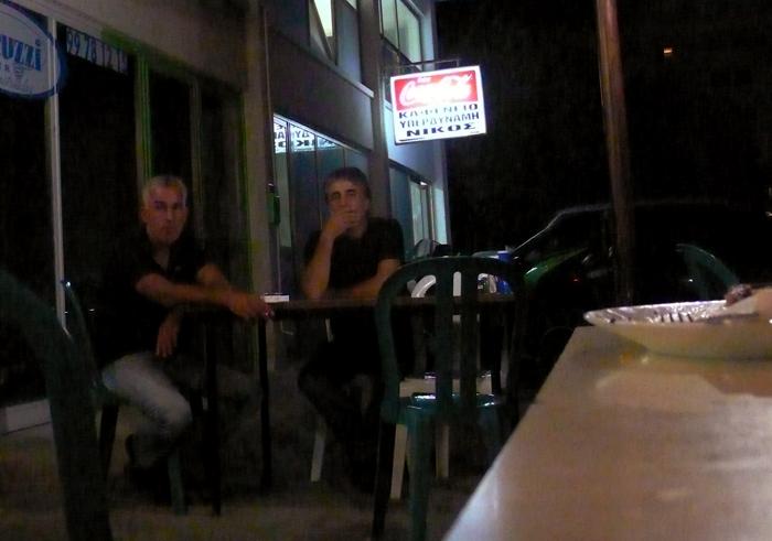 Kseniktiko (late night restaurant). Larnaka. Sept '09. Photo: Aris C. all rights reserved