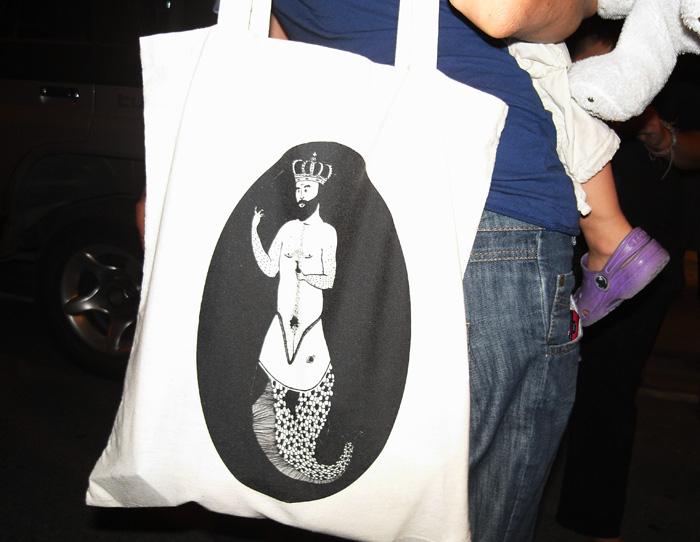 merman bag 0018226