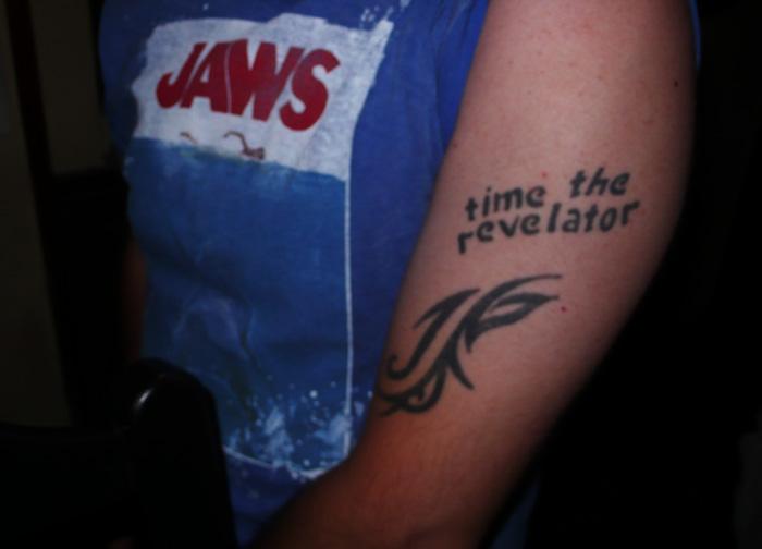 Jaws t shirt 1100685