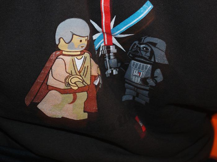 Star wars tshirt 0018370
